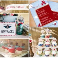 Inspiration Wednesday: Baby Shower Theme Ideas