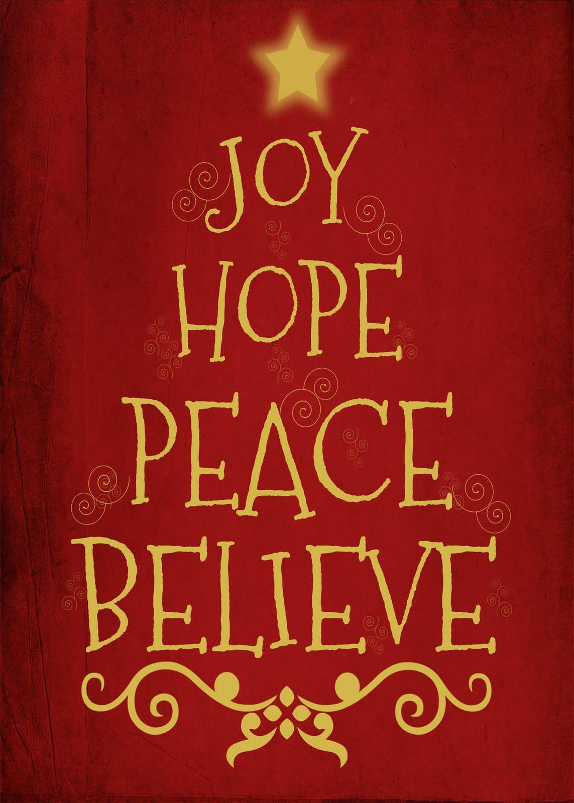 Inspiration Wednesday: 13 {Free} Christmas Printables
