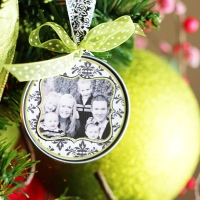 IW: 20 Festive DIY Ornament Ideas