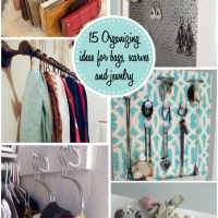 IW: 15 Ideas for Organizing Accessories