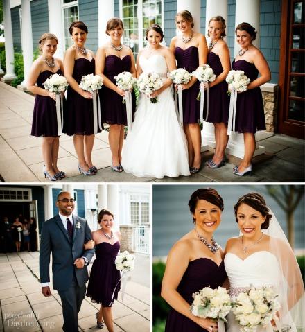 Wedding.PurpleBridesmaids