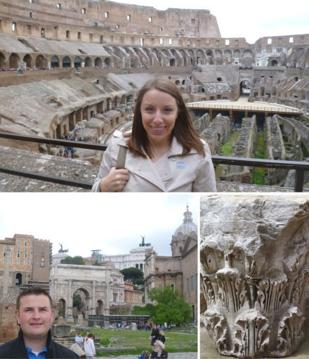 The Coliseum and Ancient Rome