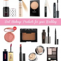 Bridal Makeup: Products & Reviews