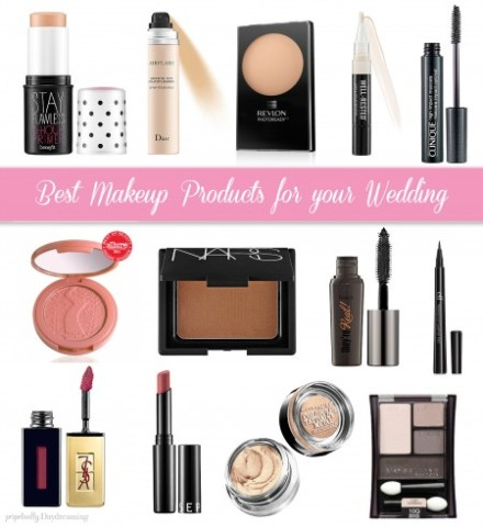 wedding makeup, bridal makeup, product reviews